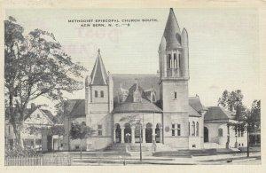 NEW BERN , NC, 1930-40s ; M.E. Church