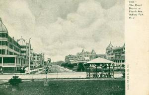 NJ - Asbury Park, The Hotel District at 4th Avenue