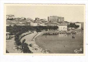 Sainte-Maxine-sur-mer (var) , La Plage, 1920-30s