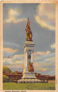 526 Manila Legaspi Monument