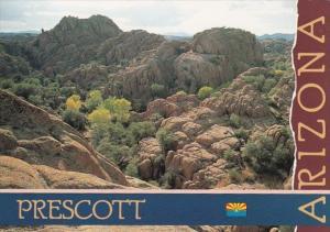 Arizona Prescott Territory View