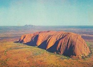 Ayers Rock , N.T. Australia , 1973