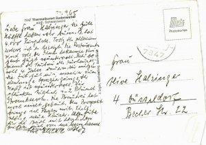 CPA AK Badenweiler Thermal-Kurort GERMANY (891002)