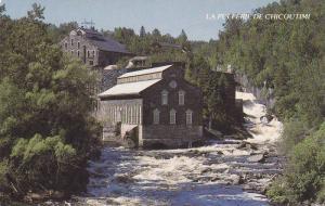 La Pulperie De Chicoutimi,  Quebec,  Canada,  40-60s