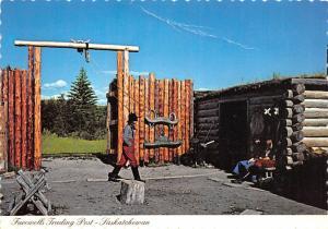 Farewells Trading Post - Saskatchewan, Canada