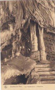 Belgium Grotte de Han Les Mysterieuses l'Alhambra
