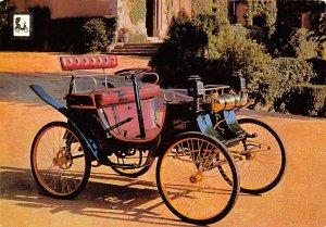 Vinatge Auto Pre 1950 Post Card Coches De Epoca Unused