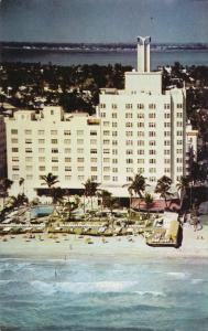 Swimmign Pool, Beach Shore, Sea Isle Hotel, MIAMI BEACH, Florida, 40-60´