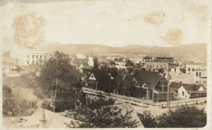 RP: ELKO , Nevada , 1915 ; Panorama View