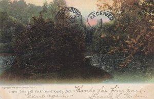 GRAND RAPIDS, Michigan, PU-1907; John Ball Park