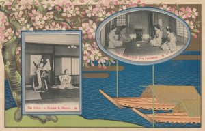 Japan, 1900-10s ; Odori Dance & Tea Ceremony