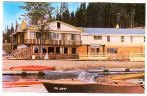 Exterior,  Summit Lodge at Summit Lake on the Hart Highway, Prince George, B....