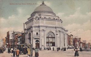 New York Buffalo The Buffalo Savings Bank 1908