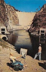 USA Hoover Dam Outlet Tunnels, Colorado River Black Canyon