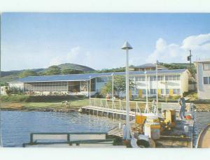 Pre-1980 PARAGUERA MOTEL La Parguera Puerto Rico PR HQ0516