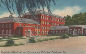 TALLAHASSEE , Florida , 1930-40s ; Florida A&M College , hospital