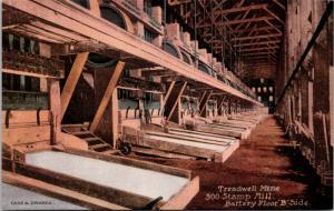 Treadwell Mine 300 Stamp Mill Alaska AK Case & Draper Unused Postcard E41