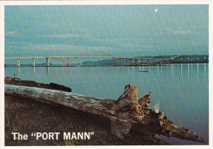 Canada Surrey Port Mann Bridge