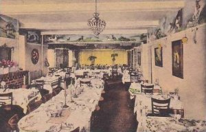 California Corona Springboards Glen Ivy Hot Springs Dining Room Albertype