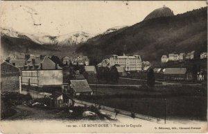 CPA Le MONT-DORE-Vue sur le Capucin (46488)