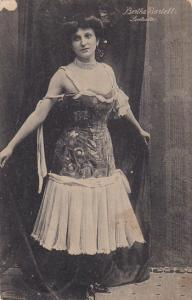 Bertha Bartelt 1909