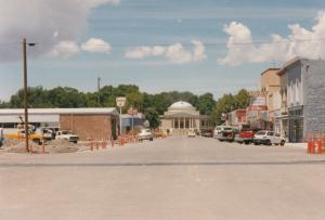 LOVELOCK , Nevada , 80-90s ; Main Street #2