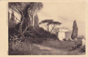 Villa Falconieri (Frascati), Lazio, Italy, 1910-1920s