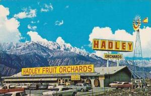 California Cabazon Hadley Fruit Orchards