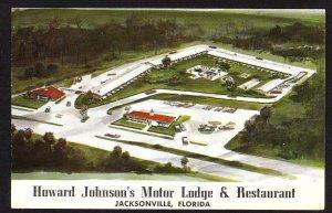 Howard Johnson's Motor Lodge & Restaurant - Jacksonville, FL