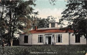 10096  Nova Scotia Windsor   Sam Slick House
