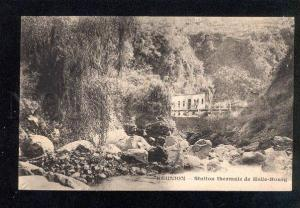 036663 Indian Ocean REUNION Resort mineral waters Helle-Bourg