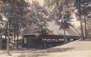 RP, WILLIAMS BAY, Wisconsin, PU-1914; Lewis Auditorium, Y.M.C.A.