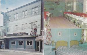ROUYN, Quebec, Canada, PU-1984; Hotel Commercial