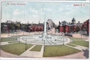Mc Kinley Monument, Buffalo NY