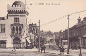 France Calais Boulevard Jacquard