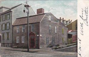 Massachusetts Haverhill First Post Office 1908