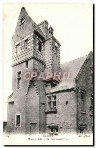 Bayeux - House called Gouvernereur - Old Postcard
