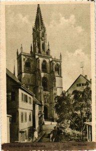 CPA AK Konstanz am Bodensee, Das Munster GERMANY (892812)