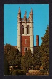 MO Eden Theological Seminary ST LOUIS MISSOURI Postcard