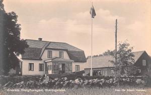 Norway Old Vintage Antique Post Card Breareds Simlangsdalen Unused