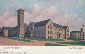 KINGSTON, Ontario, 1905;  Queen's University