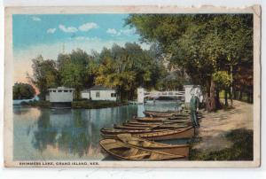 Shimmers lake, Grand Island NE