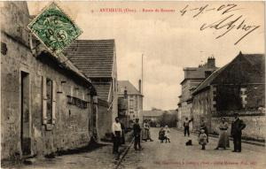 CPA ANTHEUIL - Route de RESSONS (391523)