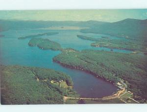 Pre-1980 BOLTON & CLEVERDALE & ROCKHURST & DUNHAMS BAY Lake George NY F3273