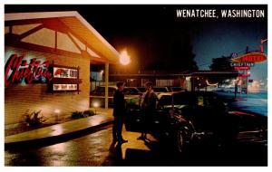 Washington  Wenatchee  Chieftain Motel