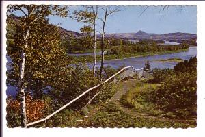 Restigouche River, Campbellton, New Brunswick,