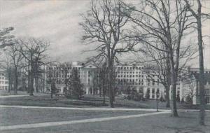 West Virginia Lewisburg Ashford General Hospital White Sulphur Springs Albertype