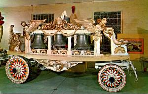 Florida Sarasota Circus Hall Of Fame Bell Wagon