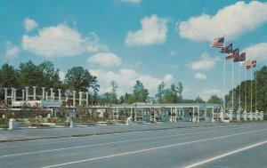 ATLANTA, Georgia, 1940-60s; Six Flags Over Georgia, I-20 West