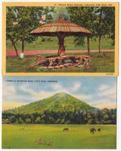 2 - Pinnacle Mt & Lakewood, Little Rock, AR